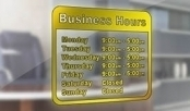 Door Business Hours