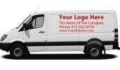 Vehicle Lettering & Deacls