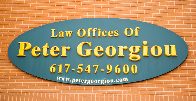 Peter Georgiou Wall Sign