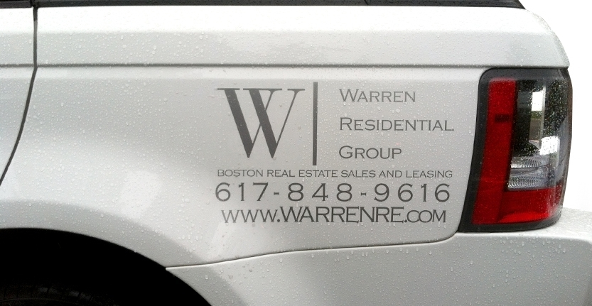 Vehicles Commercial Requirements of Warren Residential Group